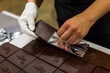 """Chocolate Naive"" nuotr."